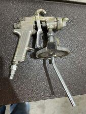 Vintage Binks Model 62 Hand Held Air Paint Gun Sprayer Free Shipping