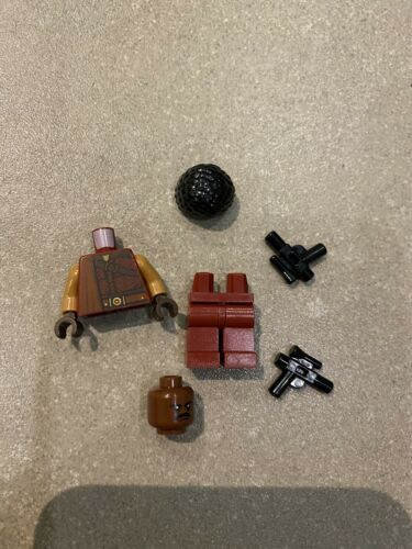 LEGO 75292 STAR WARS MANDALORIAN GREEF KARGA MINIFIGURE MINT FREE P/&P