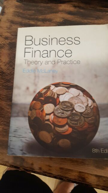 Business Finance by Eddie McLaney (Paperback, 2009)