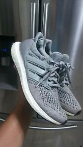 new arrival 73afc 634fd Details about Adidas ultra boost 1.0 Wool Grey Size 7 mens
