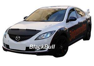 Haubenbra-Mazda-6-Typ-GH-Steinschlagschutz-Car-Bra-Automasker-Tuning-amp-Styling