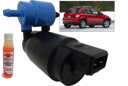 Screen Wash Front /& Rear Windscreen Washer Pump Suzuki SX4 2006 /> 2013