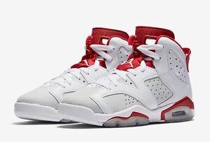 Air Jordan 6 Retro 'Alternate' - 384664-113 - Size 7 - jBAK71
