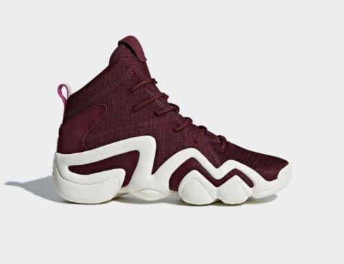 Maroon Crazy Sneaker Womens Cq3083 Originals Red Adv Adidas Primeknit Burgundy 8 FZ785wq
