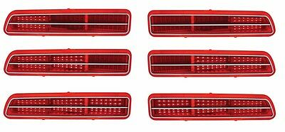 NEW 1967-1968 Mustang LED Tail Lights PAIR Both left /& right side Sequential