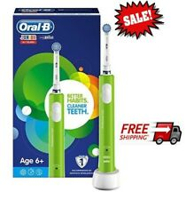 Oral-B Junior Kids Electric Toothbrush Rechargeable for Children-Special Offer