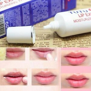 Details about Lip Exfoliating Scrub Gel Mask Lips Moisturizer Treatments  Balm Removal Hornines