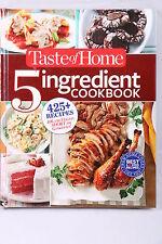Taste of Home 5-Ingredient Cookbook : 400+ Recipes Big on Flavor, Short on Groce