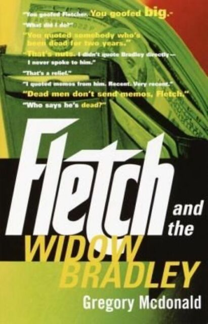 (Good)-Fletch and the Widow Bradley (Vintage Crime/Black Lizard) (Paperback)-McD
