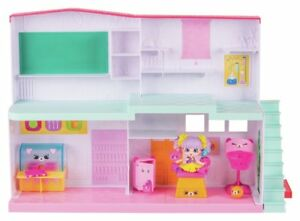 Shopkins Happy Places School Playset 5+ Years