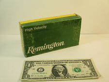 Vintage Remington Empty Ammo Box, Core-Lokt 308 Winchester 189 Grain SP (2)