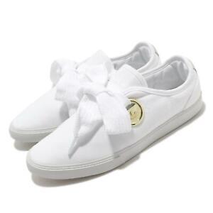 Details about adidas Originals Sleek LO W Low White Bow Gold Women Lifestyle Shoes FV0740