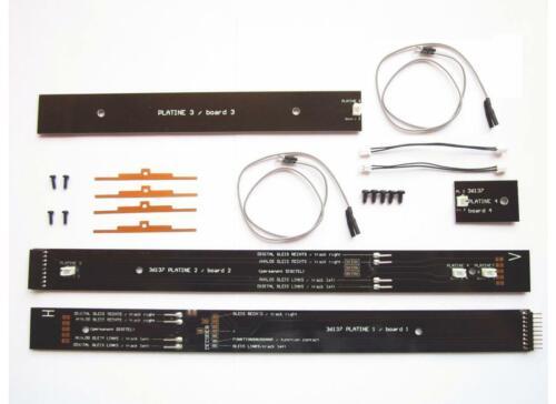 Piko G 36138 Innenbeleuchtung für Reko Speise//Gepäckwagen Neuware