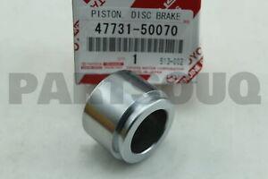 47731-60040 Toyota Piston New Genuine OEM Part front disc brake 4773160040