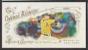 2014-TOPPS-ALLEN-amp-GINTER-039-S-MINI-SONNY-GRAY-OAKLAND-ATHLETICS-319-PARALLEL