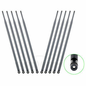 10-x-9dBi-2-4GHz-5GHz-5-8GHz-Dual-Band-RP-SMA-High-Gain-WiFi-Wireless-Antenna