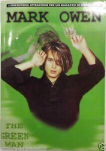 TAKE THAT Mark Owen The Green Man - Testi, Biografia, Discografia