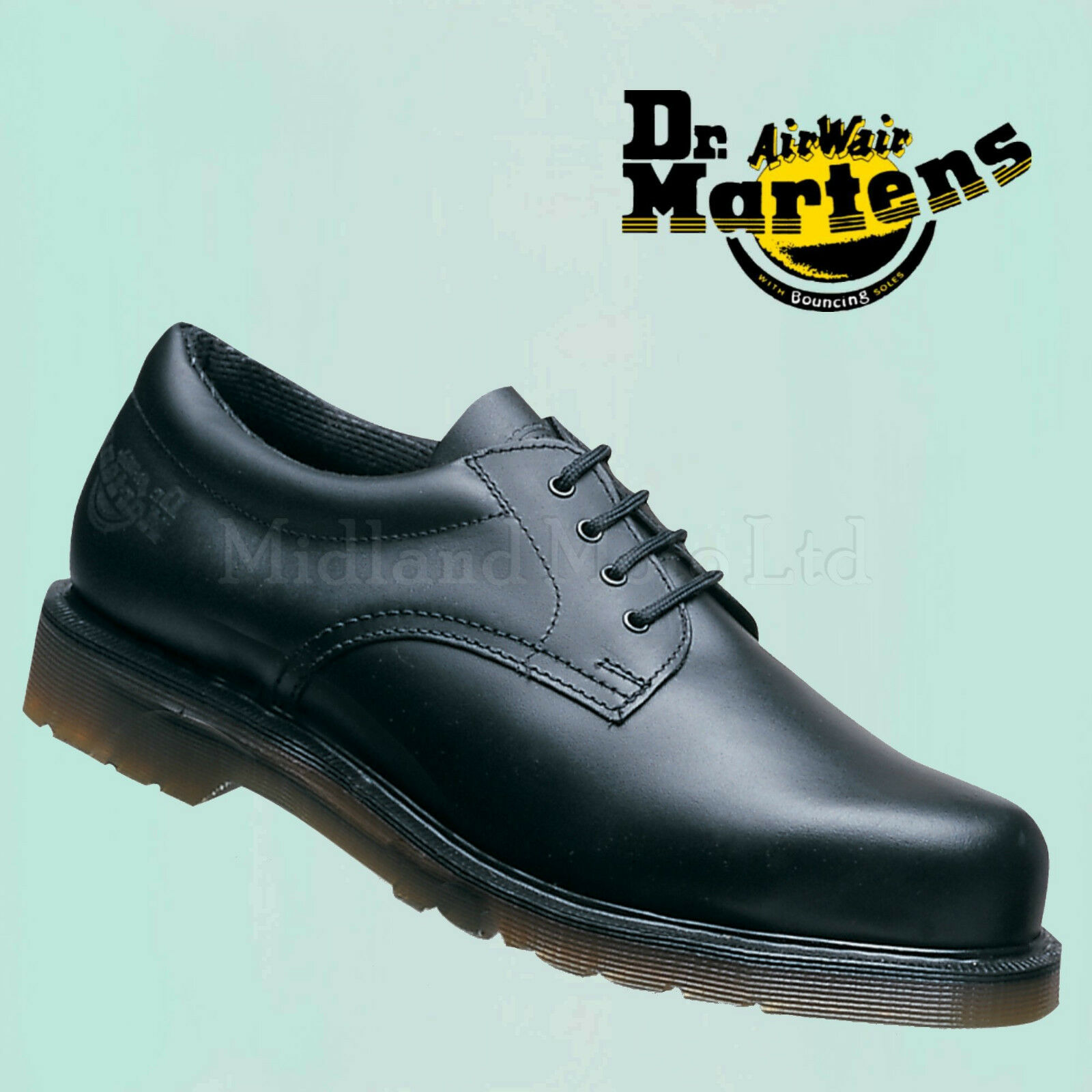 Dr. Martens Steel Toe Cap Safety in Schuhes Doc Martins, New in Safety Box DM's 6735 2216 a13632