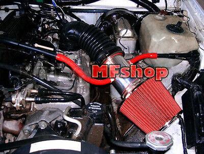 RED 91 92 93-95 JEEP WRANGLER BASE//SE//S//SPORT//SAHARA//LAREDO 4.0L AIR INTAKE S
