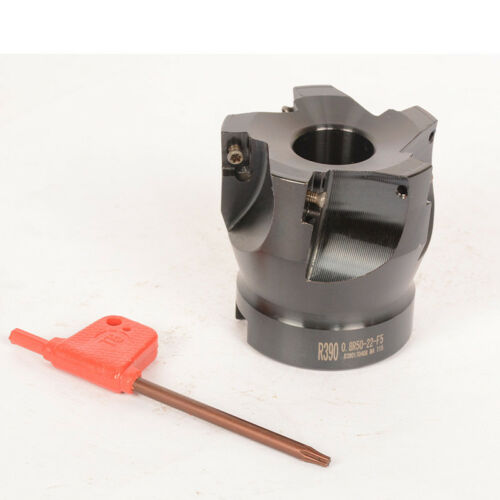 R390-050Q22-11L Round Face end mill Indexable face Milling cutter For R390-11T