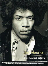 JIMI HENDRIX The Uncut Story (2004) 3 x DVD BOX SET Passport Video US @Brand New