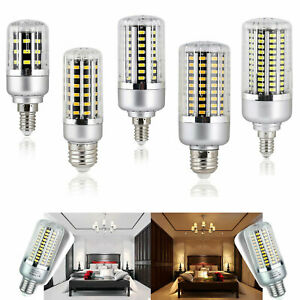 LED-Corn-Bulb-E27-E14-E12-25W-20W-15W-10W-5W-SMD-5736-Light-Lamp-AC-110V-220V-GL
