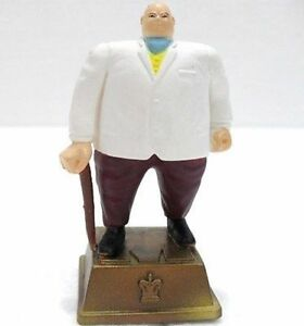 MARVEL-HEROES-CHESS-SET-FIGURA-singola-in-3D-034-KINGPIN-034-cm-7-4-ORIGINALE-2003