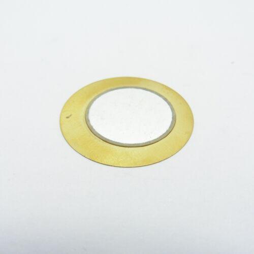 27mm Passive Piezo Electric Copper Drum Electronic Buzzer Alarm Electronic