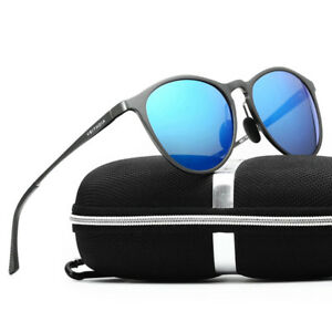 ff6070ab62 Image is loading VEITHDIA-Original-Retro-Brand-Sunglasses-Polarized-Eyewear -Mens-