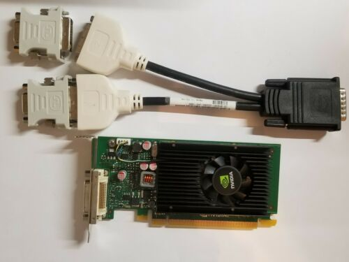nVidia Quadro NVS 315 1GB DELL HP Lenovo Workstation Video Graphics Card