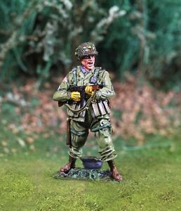 THE COLLECTORS SHOWCASE AMERICAN NORMANDY CS00738 101ST AIRBORNE THOMPSON MIB