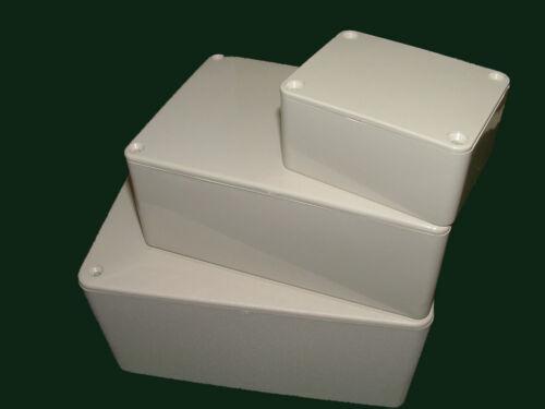 Boîte en plastique 150x100x60mm abs projet module électronique 040G