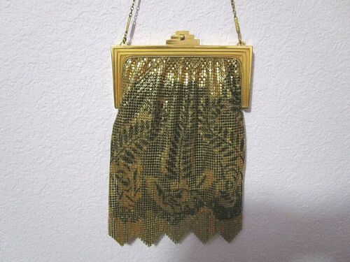 1930s Whiting and Davis Spanish Lace Flat Scale Me