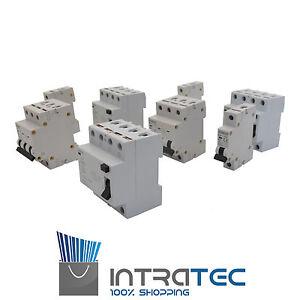 Sicherungsauto<wbr/>maten Leitungsschutz<wbr/>schalter MCB 10A-32A 1/3-polig Typ B oder C