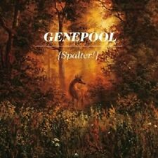 GENEPOOL - SPALTER  CD ALTERNATIVE ROCK NEU