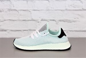 ab8d92144 New Adidas Deerupt Runner CQ2911 Ladies  Shoes Running Sneakers ...