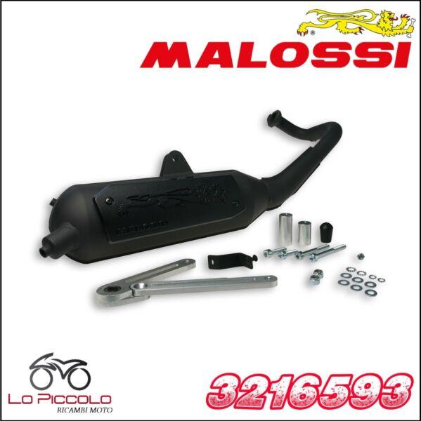 3216593 Marmitta Malossi Wild Lion Kymco Super 9 50 2t Lc