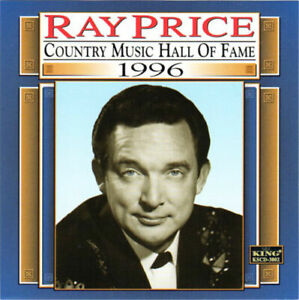 Ray-Price-Country-Music-Hall-of-Fame-1996-Brand-New-Sealed
