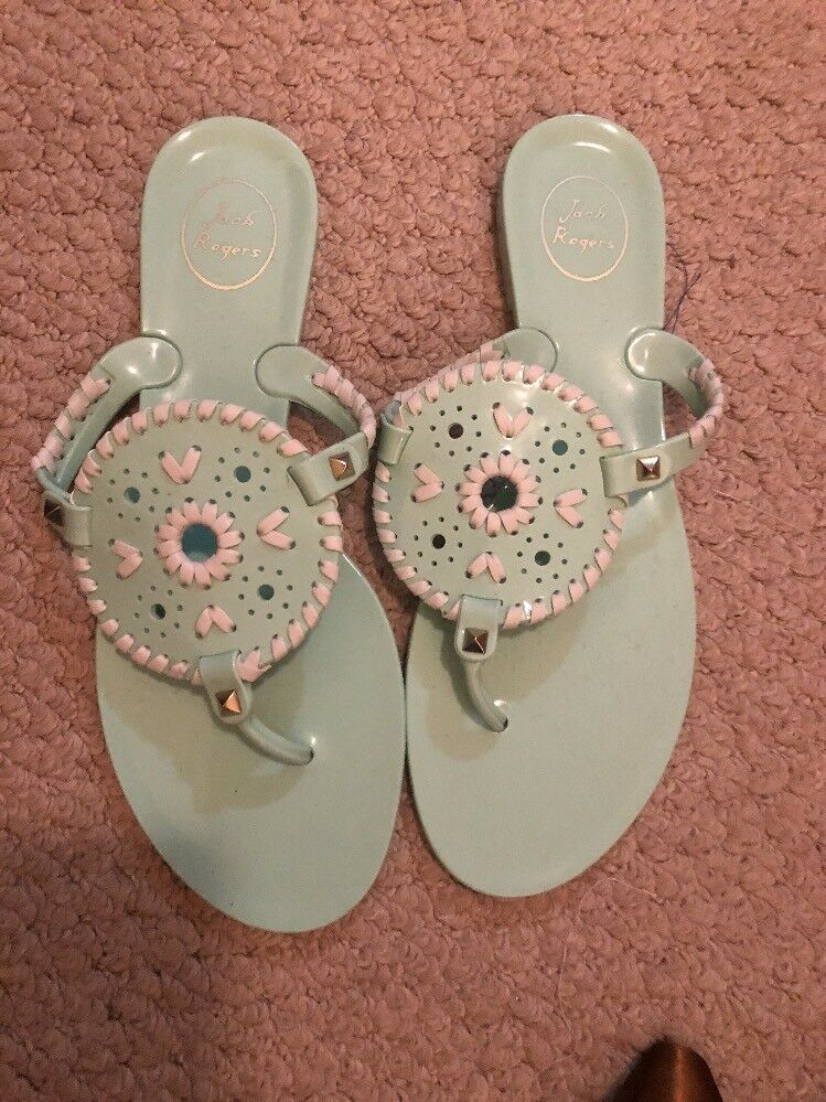 Jack Rogers Size 10 Womens Jelly Sandals New Womens 10 Shoes 09c0ea