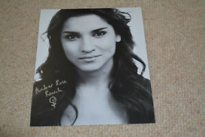 AMBER-ROSE-REVAH-signed-autograph-In-Person-8x10-20x25-cm-THE-PUNISHER