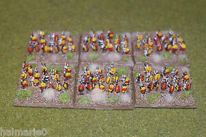 6mm-Ancient-Spanish-Infantry