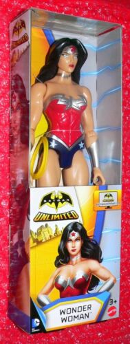 WONDER WOMAN   BATMAN UNLIMITED   action figure DJW78-DMW60