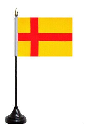 Dänemark Kalmar Union 1397 To 1523 Polyester Tisch Schreibtisch Flagge