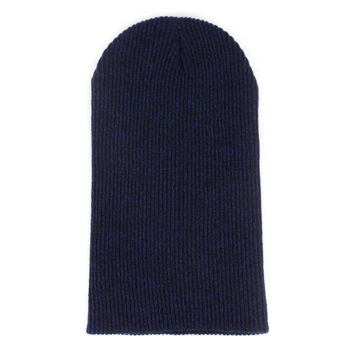 Men Women Unisex Knit Winter Hat Ski Slouchy Chic Knitted Cap Skull Baggy Beanie
