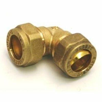 Pack of 2 Copper Compression reducers all sizes 8mm 10mm 12mm 15mm 22mm 28mm