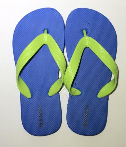 13 5 6 2 1 3 Brand New Old Navy Kid Flip Flops Sizes 12 4
