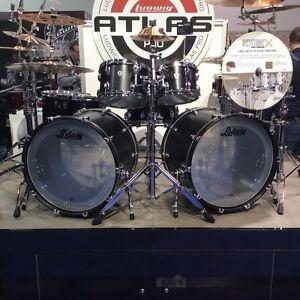 Image Is Loading Ludwig Keystone X Big Beat Made In USA