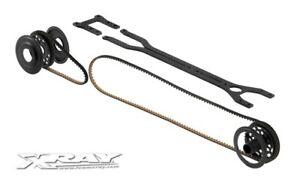 XRAY-300943-T2-009-Rubber-spec-Conversion-Set-Forward-Motor-Position