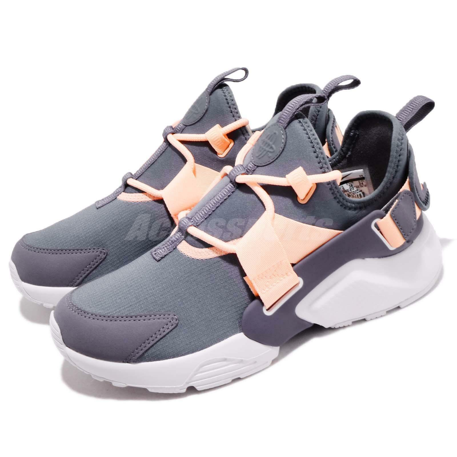 Nike femmes  Air Huarache City Low Light Carbon femmes Running Chaussures AH6804-012