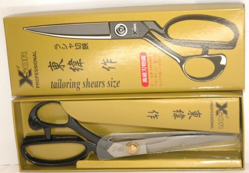 "BLB533 Tailors 10/"" Professional Quality Scissors//Shears All Metal"